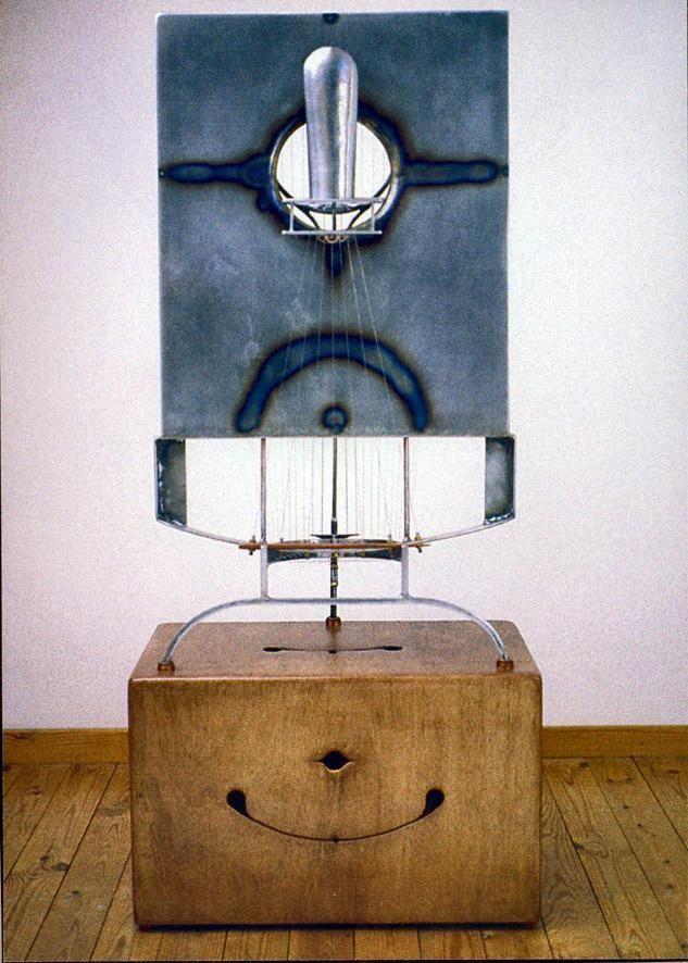 Davis Roi objet sonore 1995